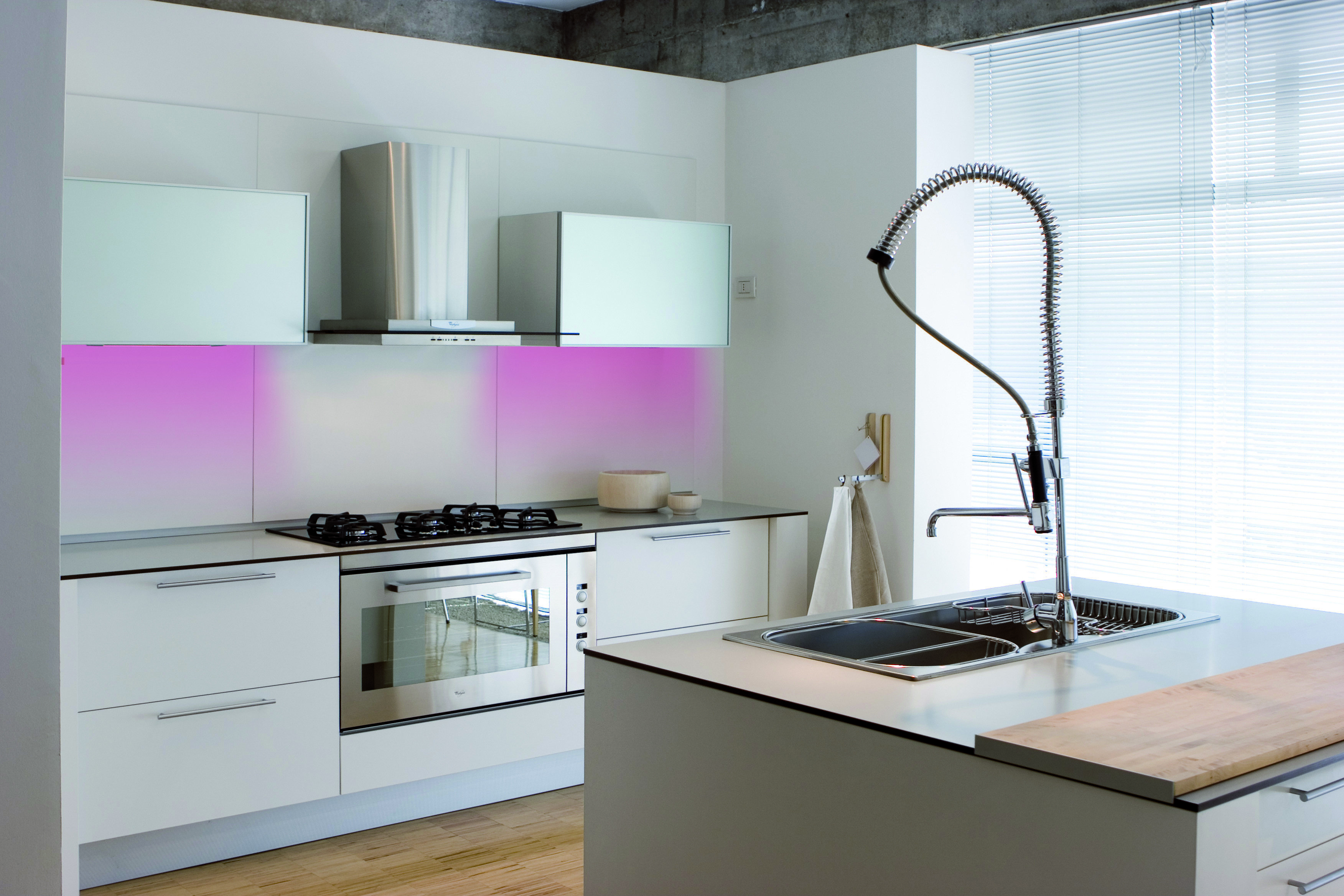modern kitchen - detail   THE LIGHTING WAREHOUSE