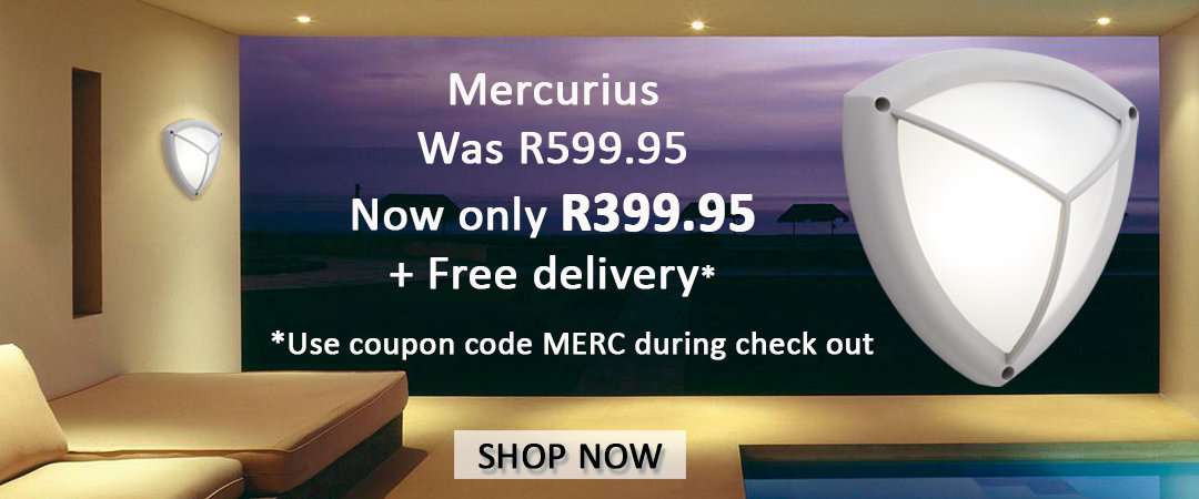 Mercurius Promotion With Coupon The Lighting Warehouse
