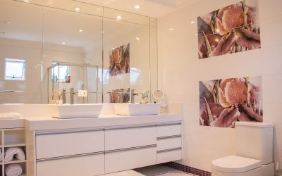 How to light up your bathroom