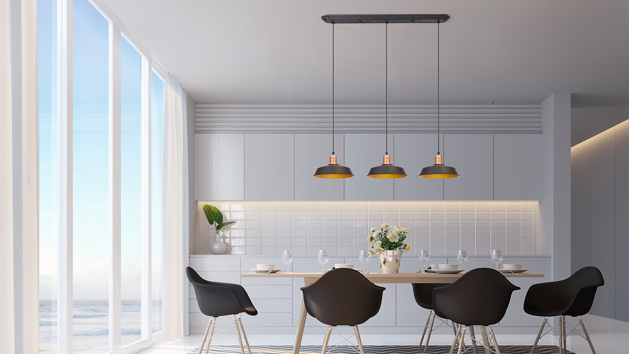 Kitchen Lighting Design Tips The Warehouse